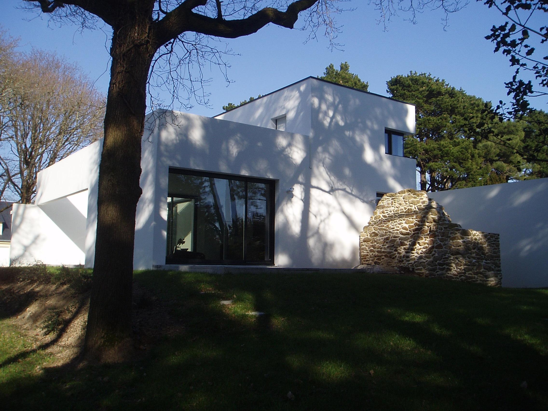 Maison moderne La Baule